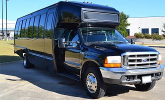 18 Passenger party bus Portland