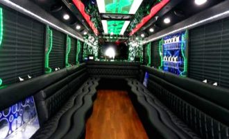22 passenger party bus 1 Portland
