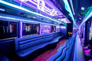 party bus Portland rental
