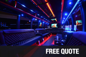 party buses for rental Portland